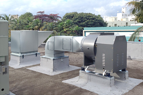 Commercial Kitchen Exhaust Fans : Fans and blowers hood depot