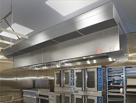 Commercial Kitchen Hood Ventilation And Exhaust Fans Hood Depot