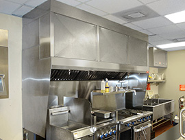 Commercial Kitchen Hood, Ventilation and Exhaust Fans | Hood Depot